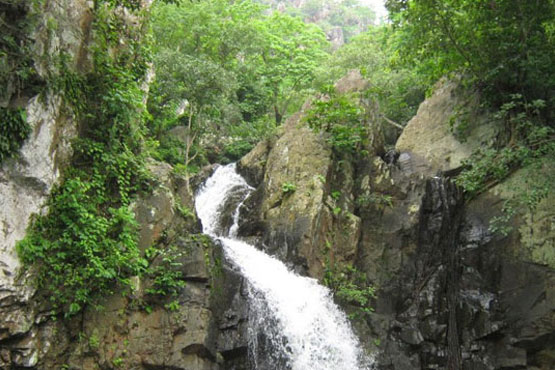 Sitakund Waterfall